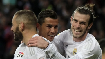 Мадридский «Реал» и «Вольфсбург» объявили стартовые составы