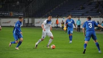 «Днепр» пробился в полуфинал Кубка Украины