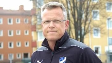 Официально: Андерссон – новый наставник сборной Швеции