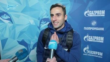 Маурисио: «В Грозном у моей семьи было меньше возможностей, чем в Питере»