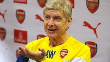 Арсен Венгер верит, что «Арсенал» догонит «Лестер»