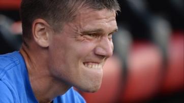 Игорь Денисов до сих пор не тренируется