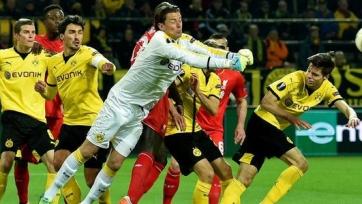 Дортмундская «Боруссия» и «Ливерпуль» разошлись миром