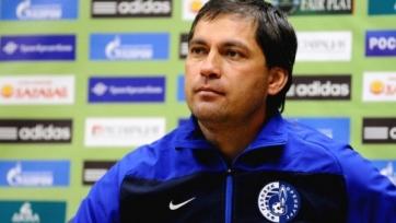 Евдокимов остался доволен действиями своей команды в матче с «Енисеем»