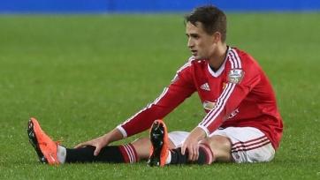 Янузай получил травму и не смог сыграть за молодёжный состав «МЮ»