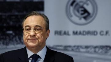 Флорентино Перес верит, что «Реал» пройдёт в полуфинал ЛЧ