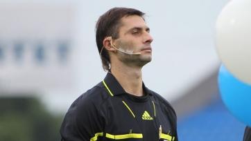 Еськов будет работать на матче чемпионата Саудовской Аравии