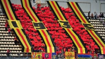 Запорожский «Металлург» снова появился на футбольной карте мира