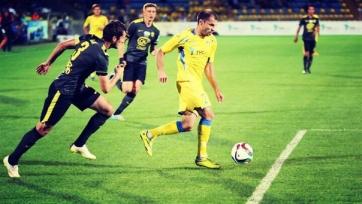 «Ростов» неожиданно потерял очки в поединке с «Анжи»