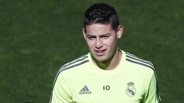 «Реал» готов продать Хамеса Родригеса за 65 миллионов евро