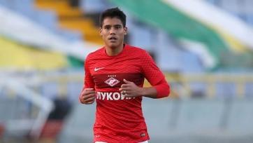 Мельгарехо: «Хочу как можно быстрее забить первый гол за «Спартак»