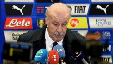 Дель Боске: «Чтобы пройти «Вольфсбург» «Реалу» нужно совершить подвиг»