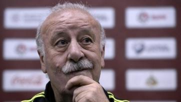 Дель Боске: «Не факт, что на Евро-2016 ворота будет защищать Де Хеа»