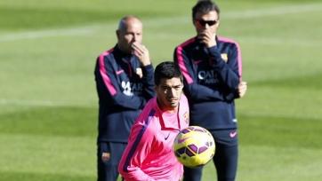 Луис Суарес не поможет «Барселоне» в игре с «Реал Сосьедадом»