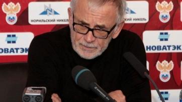 Гаджиев недоволен судейством в матче «Амкар» - «Зенит»