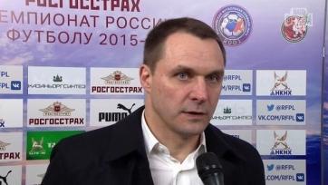 Андрей Кобелев: «Пропустили три гола с флангов, так не годится»