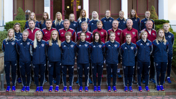 Женская сборная России не смогла пробиться на Чемпионат Европы