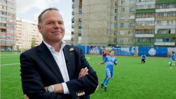 Спортивный директор «Зенита» просмотрел сразу троих футболистов