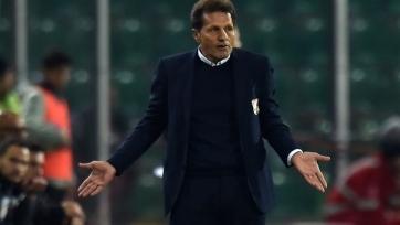 Дзампарини решил уволить и Новеллино
