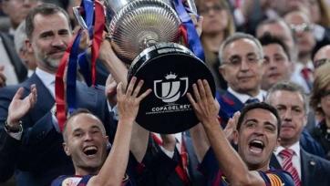 «Барселона» и «Севилья» просят перенести финал Кубка Испании