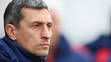 Дмитрий Хомуха был представлен в качестве главного тренера ФК «Рига»