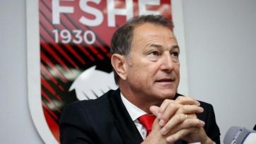 Тренер сборной Албании может сменить Конте у руля итальянской дружины