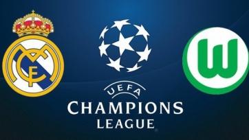 «Реал» - «Вольфсбург». Стали известны стартовые составы команд