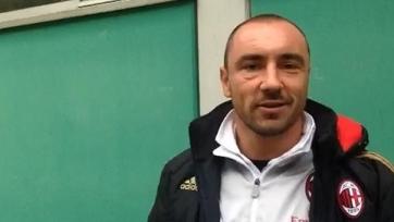 Если «Милан» финиширует в шестёрке, то Брокки получит полноценный контракт