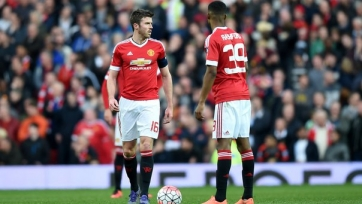 Стал известен стартовый состав «Манчестер Юнайтед» на матч с «Вест Хэмом»