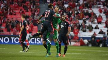 Сенсации не приключилось. «Бавария» выбила «Бенфику» из Лиги чемпионов