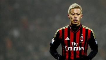 Хонде придётся искать новый клуб, если Брокки подпишет контракт с «Миланом»