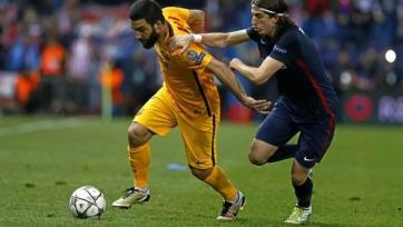 Филипе Луис надеется, что «Атлетико» не попадёт на «Реал»
