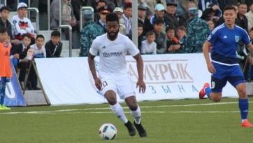 Лукман Аруна провёл первый матч за «Астану»