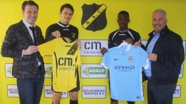 «НАК Бреда» и «Манчестер Сити» стали партнёрами