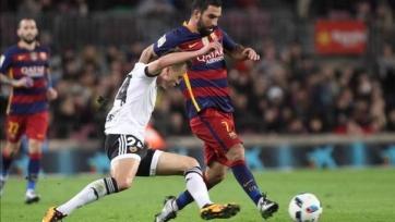 Черышев рискует пропустить встречу с «Барселоной»