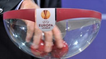 Результаты жеребьёвки 1/2 финала Лиги Европы