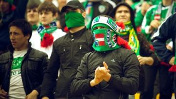 Фанаты «Терека» сорвали послематчевое интервью Кононова