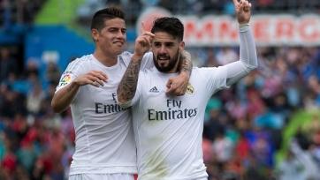 «Реал» разгромил кризисный «Хетафе»