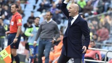 Зинедин Зидан: «Чемпионат очень важен для нас»