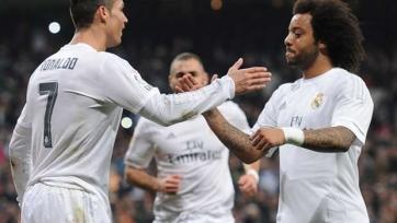Марсело: «Реал» никогда не сдаётся и борется даже, когда ситуация кажется критической»