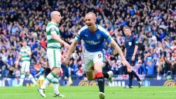 «Глазго Рейнджерс» обыграл «Селтик» и вышел в финал Кубка Шотландии