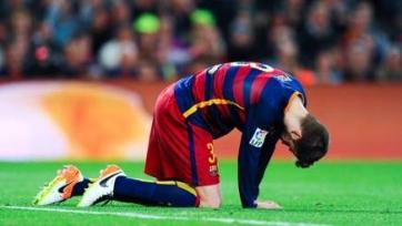 «Барселона» впервые с 2003-го года проиграла два домашних матча подряд