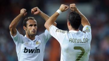 Криштиану Роналду хочет остаться в «Реале»