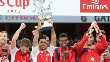 «Арсенал» отказался от участия в Emirates Cup