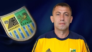 Александр Призетко будет руководить «Металлистом» до конца сезона