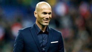 Игроки «Реала» поддерживают Зинедина Зидана