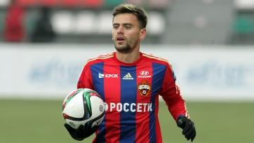 Георгий Щенников против «Краснодара» не сыграет
