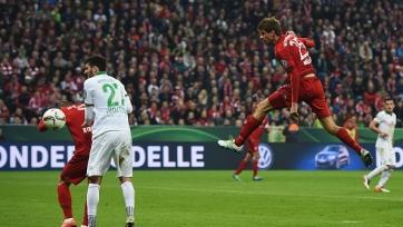 Мюллер забил уже 150 голов за «Баварию»