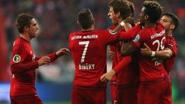 «Бавария» пробилась в финал Кубка Германии