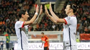 Ибрагимович вывел ПСЖ в финал Кубка Франции